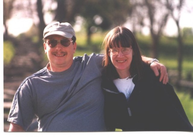 A1B  My wife Jean and I
