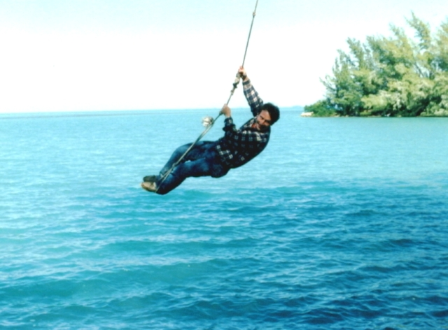 3 - Swinging on The FLA Keys - 1987