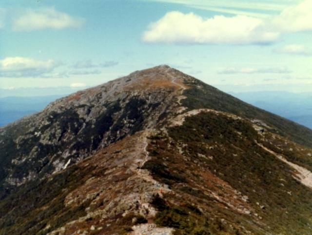 5A - Mt Lafayette- from Franconia Ridge, NH - 1988 Best